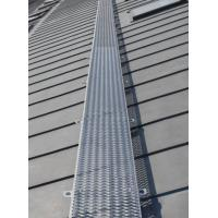 Wholesale fuel tank roofing walkway gratings / fuel tank  safety walkway step stairs from china suppliers