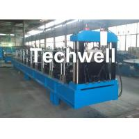 Wholesale Galvanized Steel Large Span Roll Forming Machine For Arched Roof Panel , K Span Forming Machine from china suppliers