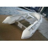 Wholesale Less weigh Transparent hull inflatable PVC Boat TV300 in various colors from china suppliers