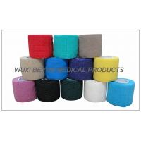 Quality Cohesive Elastic Bandage Sports Strapping Tape Self - adhesive For Sports Wrap for sale