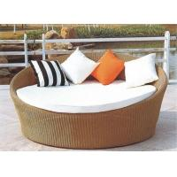 Wholesale Modern round rattan daybed furniture from china suppliers