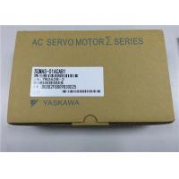 China Industrial Servo Motor YASKAWA Servo motor SGMAS-01ACAB  0.91A  100W on sale