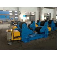 Wholesale 1.5KW 100T Pipe Welding Rotator , Automated Bed Turning Rolls For Engineering Machinery from china suppliers