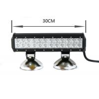 Wholesale 12 Inch 72W Off Road LED Light Bar Spot / Flood / Combo Beam IP 67 Waterproof from china suppliers