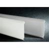 Rectangle Shape Aluminum Ceiling Panels , Acoustic Ceiling Products for sale