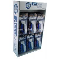 Wholesale Tools Corrugated Pegboard Display on Supermarket racks from china suppliers
