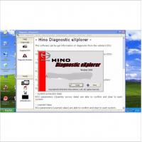 Wholesale Hino Diagnostic eXplorer & Reprog Manager 3.1.6+keygen+PIN keygen from china suppliers