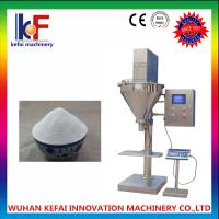 Buy cheap Semi Automatic Powder Filling Machine , auger filling machine , screw powder filling machine from wholesalers