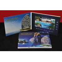 "Wholesale Built In Speaker Video Production Business Cards 2.8"" Flip book Video from china suppliers"