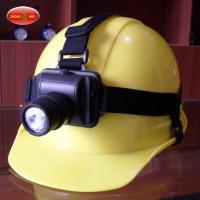 Buy cheap 2018 rechargeable mining flashlight head lamp from wholesalers