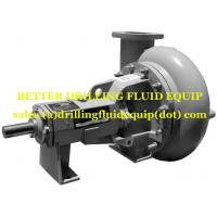 Buy cheap Dragon Type Premium 250 Centrifugal Pump 8x6x14 mechanical seal Casing with Wear from wholesalers