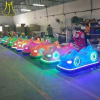 Wholesale Hansel 2018 carnival rides kids ride on plastic mini bumper car for sale from china suppliers