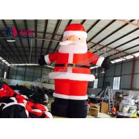Wholesale Customized Person usd Inflatable Holiday Decor outdoor , inflatable santa claus character from china suppliers