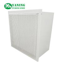 Wholesale Terminal Clean Room Hepa Filter Box Lacquer Bake Board For Purification Workshop from china suppliers
