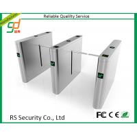 Wholesale Fully Automatic Drop Arm Barrier , Remote Control Boom Turnstile Gate Bridge Type from china suppliers