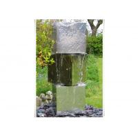 Wholesale Public Decorative Stainless Steel Water Feature Customized Size Polished Finishing from china suppliers