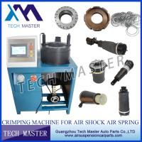 Wholesale Air Suspension Crimping Machine With Screen Fitting Crimping Hose Crimper Rubber from china suppliers