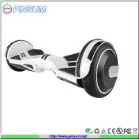 China Newest Smart Balance Wheel 7inch two wheel Self balancing scooter bluetooth hoverboard on sale