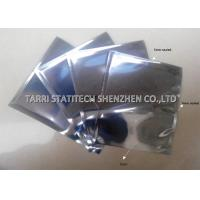 Wholesale 3 Edges Sealed Open Top ESD Metalized Anti Static Bag MBB Bag 0.075mm Thick from china suppliers