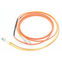 Wholesale Duplex 3.0mm Mode Conditioning Patch Cord 3M LSZH Orange For Gigabit Interface Converter from china suppliers