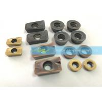 Wholesale PVD Coating Cemented Carbide Inserts CNC For All Types Milling Requirements from china suppliers