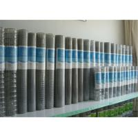 China Decorative Zinc Coated Welded Steel Wire Mesh 12.5 Gauge Anticorrosion on sale