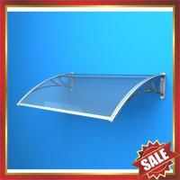 Wholesale DIY polycarbonate awning,diy awning,diy canopy,pc canopy,pc awning,sunny awning,rain awning-excellent wind resistance! from china suppliers