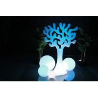 Wholesale Home Decoration Outdoor Garden Decor Plastic Christmas Tree With Led Light from china suppliers