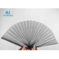 Wholesale Anti - Mosquito Plisse Insect Screen Retractable Polyester Material Light Weight from china suppliers