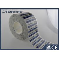 Wholesale Alien H3 Programmable EPC RFID Windshield Tag , UHF Windshield Label For Cars ETC from china suppliers