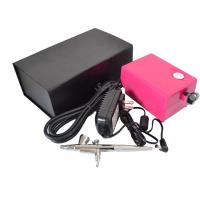 Wholesale Mini Dual Action Airbrush with compressor Kit for makeup Painting from china suppliers