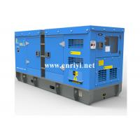 ATS Diesel Engine Generator Set For Backup Power System Solutions CE BV ISO for sale