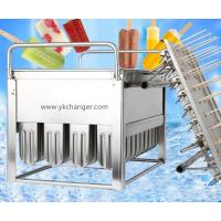 Wholesale Stainless steel ice cream popsicle molds high quality plasma robot welding 40pieces with stick holders hot sale 99USD from china suppliers