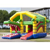Wholesale Fashional Inflatable Combo With Roof Party Bouncer House For Garden from china suppliers
