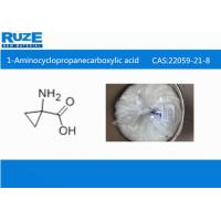Wholesale Plant Growth Regulators 1-Aminocyclopropanecarboxylic Acid CAS:22059-21-8 from china suppliers