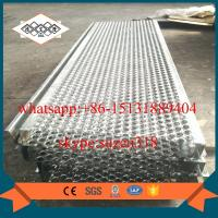 Wholesale trailer decking metal grate / heavy duty catwalk decking grating from china suppliers