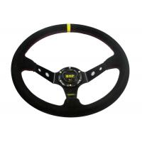 Wholesale Black Heated Steering Wheel CoverWith Not Easy Peeling Breathable Fabrics from china suppliers