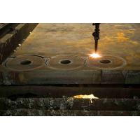 Wholesale Chrome Plated Carbon Sheet Metal Fabrication Laser Cutting Machine Parts from china suppliers