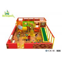 Wholesale Kindergarten Baby Indoor Playground Anti - Skid With Custom Made Design from china suppliers
