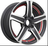Wholesale Lightweight Auto 14 Inch Alloy Wheels , 4 Hole Car Alloy Wheels for Car KIN-267 from china suppliers