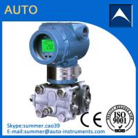 China differential pressure transmitter working principle made in China on sale