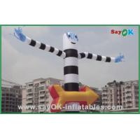 China Promotional Wacky Waving Inflatable Arm Man , Balloon Man Advertising on sale