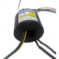 Wholesale Multi Signals Transmission Rotating Electrical Connector Slip Ring For CCTV IP - Surveillance from china suppliers