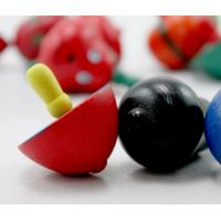 Wholesale Small World Toys Spinning Top fruit shaped spinning top from china suppliers