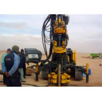 Buy cheap Hydraulic Crawler Drills  SM300 With High Rotation Speed Rod Unscrew System from Wholesalers