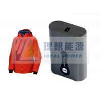 Buy cheap 4 Temp Control Heated Jacket Battery Pack For Snow Sportswear from wholesalers