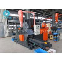 Quality 250kg/H Copper Wire Recycling Machine / Scrap Wire Shredding Machine For Middle for sale