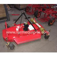 Wholesale tractor 3point finishing mower 4ft;5ft;6ft from china suppliers