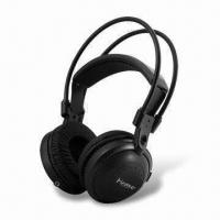 Wholesale Wireless Headphone, UHF/RF System, FM Modulation and Stereo Mode from china suppliers