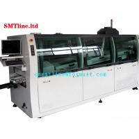 Quality CNSMT Lead Free Dual SMT Wave Soldering Machine Streamlined Design 1300KG Weight for sale